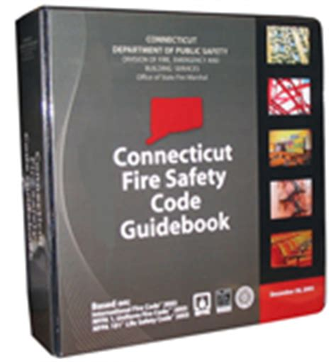film industry recommended safety code 2005 connecticut fire safety code guidebook