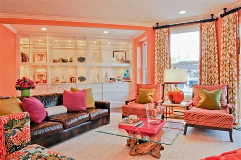 beautiful eclectic 20 pink living room designs decorating ideas design