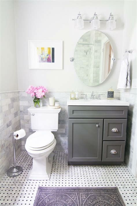 wonderful small bathrooms and smart decoration and diy