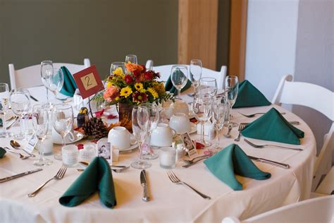 do it yourself table numbers favors and place settings i