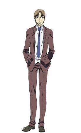adaptasi anime kembali umumkan dua karakter