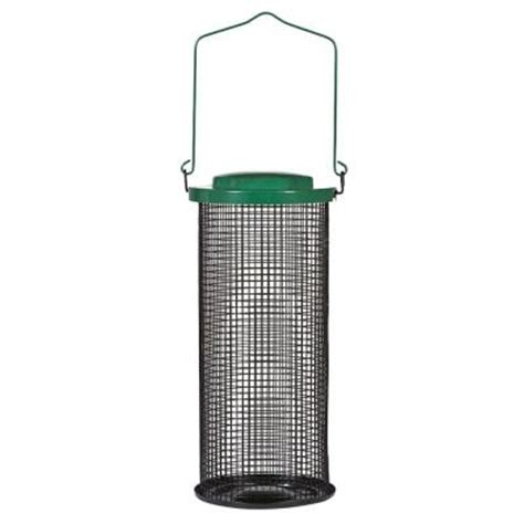 perky pet sunflower mesh bird feeder 116 the home depot