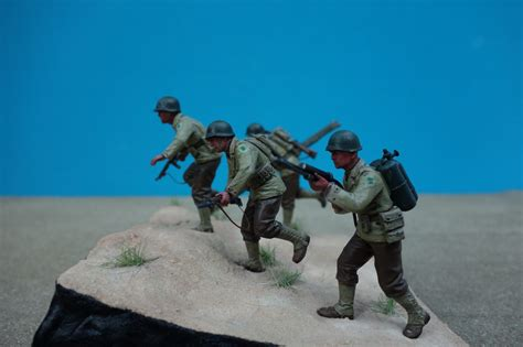 d day figures diorama quot d day 6 june 1944 quot finescale modeler