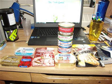 college room food the food guru the ultimate snack canned fish
