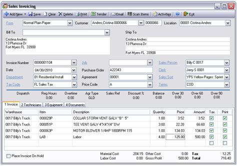 Plumbing Dispatch Software by Hvac Service Software Free 30 Day Trial