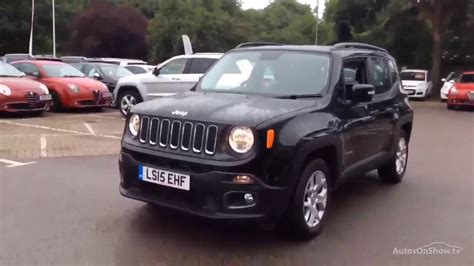black jeep renegade jeep renegade longitude black 2015