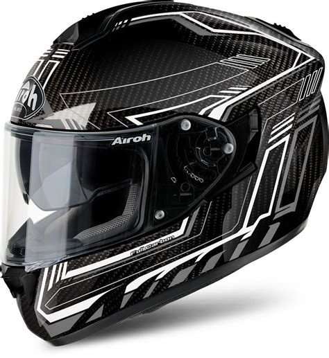 airoh st  safety full carbon kask moto duenya