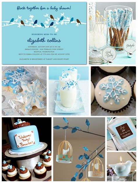 Snowflake Baby Shower Ideas by 108 Best Winter Baby Shower Images On Baby Shower Centerpieces