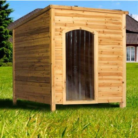 rain proof dog house large waterproof wooden cedar dog house outdoor pet kennel sloped roof shelter ebay