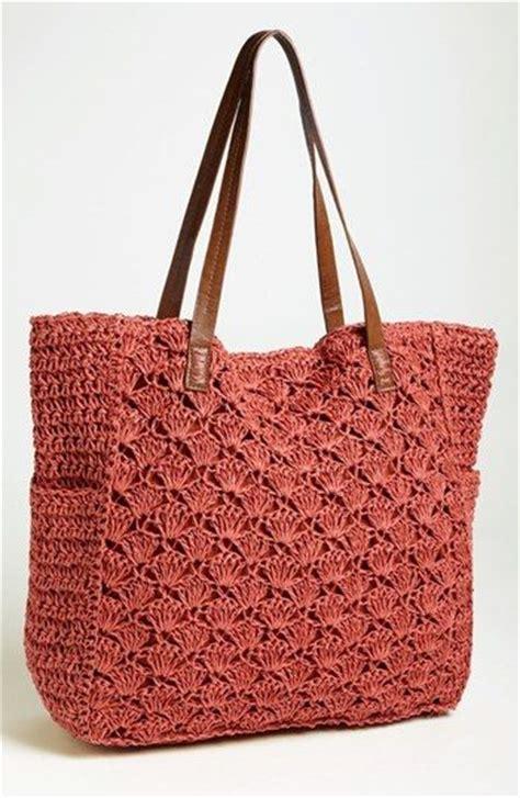 crochet nordstrom bag pattern gypsy travel totes bags serafini amelia straw studios