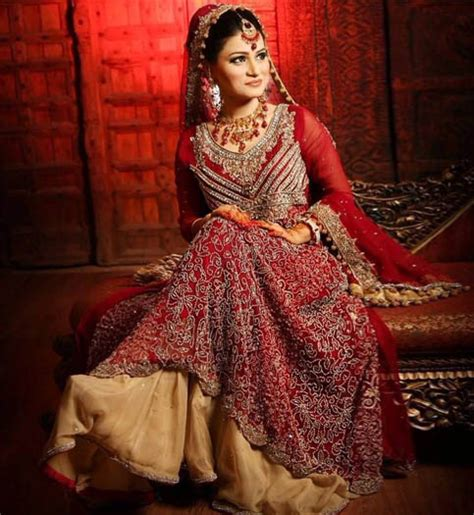 pakistani trending bridal dresses video dailymotion best pakistani wedding dresses for women 2017