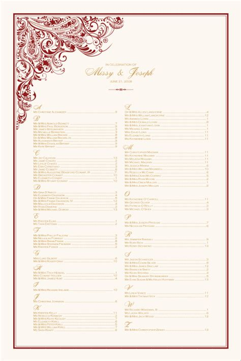 church seating chart template church wedding seating chart template pictures to pin on