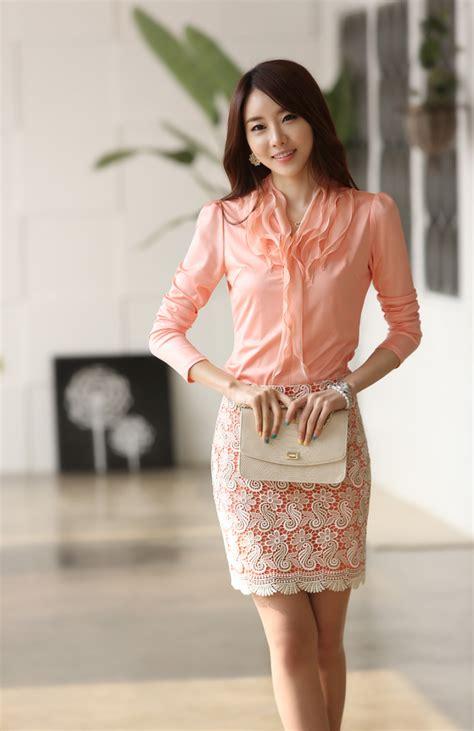 blusas cortas de chicas moda coreana 25 modelos de blusas para chicas parte 2