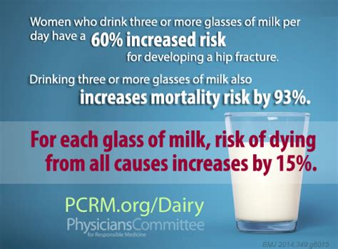 Milk May Not Give You Strong Bones by Health Concerns About Dairy Products The Physicians