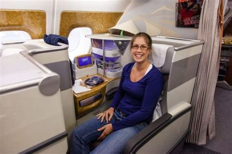 emirates upgrade to business class business class on emirates air barnorama
