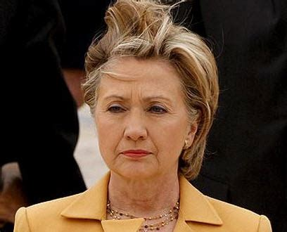 hillary clintons hair color dead broke hillary does it again what everyday