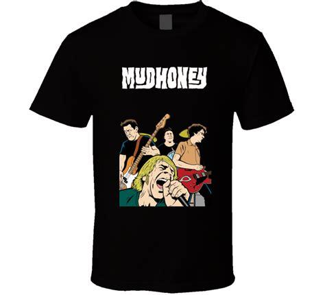 Tshirt Band Trivium Bt006 Anime mudhoney grunge band 90s anime t shirt