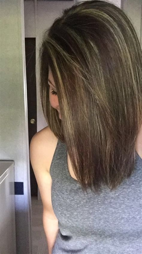 low highlights againt grey hair 1000 ideas about brown low lights on pinterest low