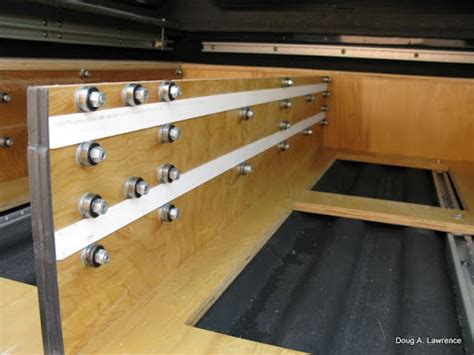 Truck Bed Drawers Diy by Project Truck Drawers Sleeping Platform