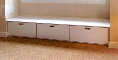 Window Seats With Drawers by Window Seat With Drawers Michael Special Millwork
