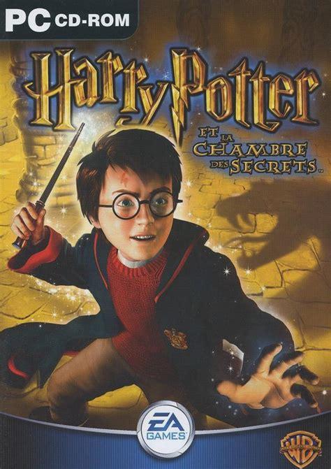 harry potter et la chambre des secrets jeu pc harry potter et la chambre des secrets pc gba gb ps1