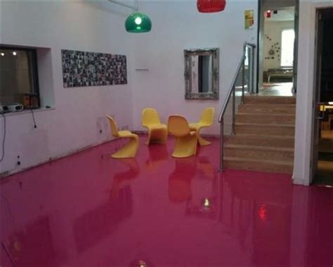 Seamless Poured Resin Flooring, Polished Concrete flooring