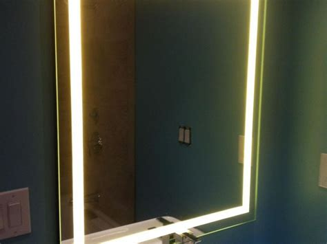 Ideas For Bathroom backlit mirror diy ideas optimizing home decor ideas