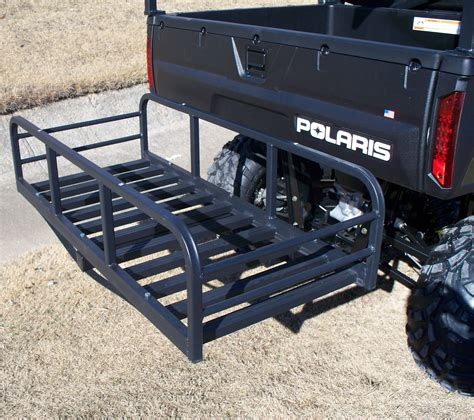 Truck Bed Rack For Atv by Hitch N Ride Magnum Atv Hitch Cargo Rack