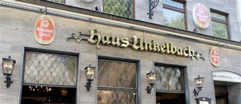 Haus Unkelbach by Haus Unkelbach Cologne Lindenthal Restaurant Reviews