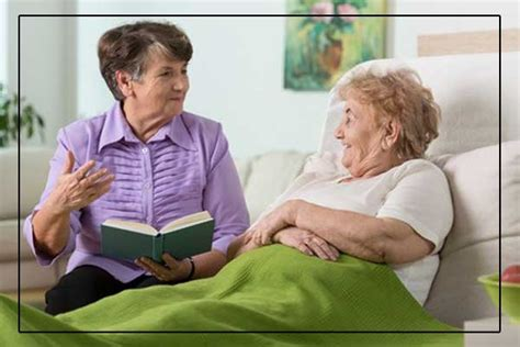 circle of hospice in home care management