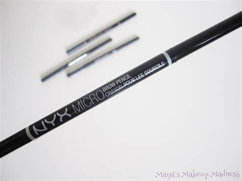Nyx Eyebrow Powder Pencil Ash Brown battle of the brands eyebrow pencils s makeup madness