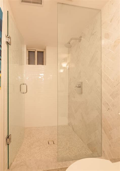 Narrow Glass Shower Screen by Narrow Shower Doors Shower Door Narrow Sliding Shower