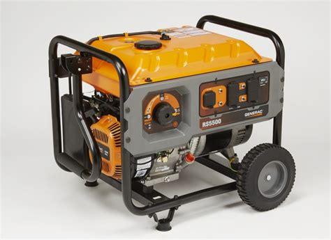 generac rs5500 generator consumer reports