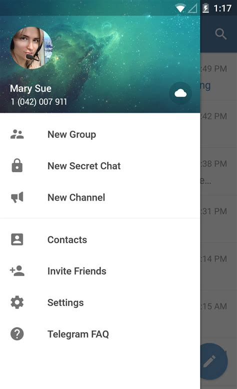 telegram android دانلود telegram 4 3 1 مسنجر پرطرفدار تلگرام اندروید ویندوز