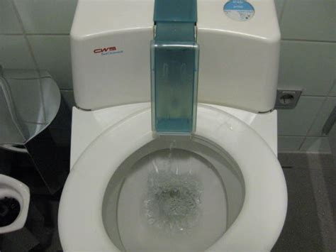 Self Washing Toilet Seat Self Cleaning Toilet Photo