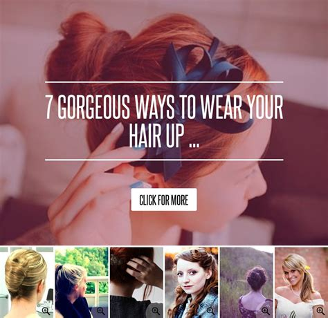 a high flirty ponytail 7 gorgeous ways to wear your hair up
