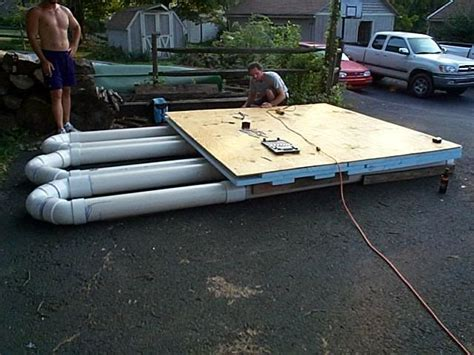 8 wide pontoon houseboat plans pontoon boat plans woodworking projects plans