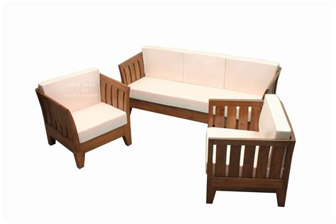 Wood Sofa Set Awesome Modern Teak Wood Sofa Set Modern Wooden Sofa