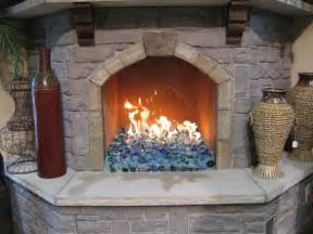 glass rock fireplace the experts of fireplace pit glass rocks and