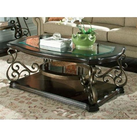 rc willey coffee tables traditional glass top coffee table seville rc willey