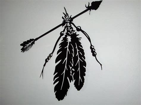 arrow and feather tattoo indian feather arrow studio design gallery best design