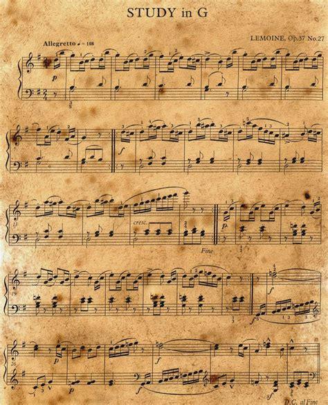 imagenes musicales retro por las notas musicales pentagramas etc laminas