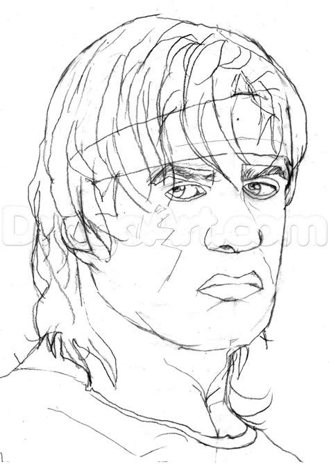 rambo coloring book for sale how to draw rambo sylvester stallone step by step