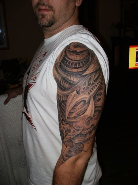tattoo prices upper arm biomechanic upper arm tattoo tattoo picture at