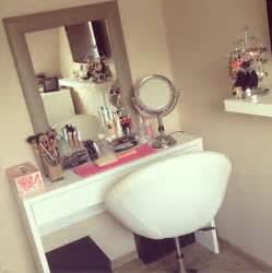 Makeup Vanity Storage Ideas Makeup Storage Vanity Vanity Ideas