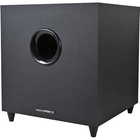 monoprice 10565 premium 5 1 channel home