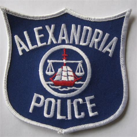 Alexandria Virginia Arrest Records Alexandria Department