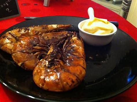 cuisine marseillaise recettes recette de gambas flamb 233 es 224 la marseillaise