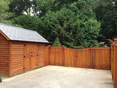 impressive privacy fence designs decorating ideas images