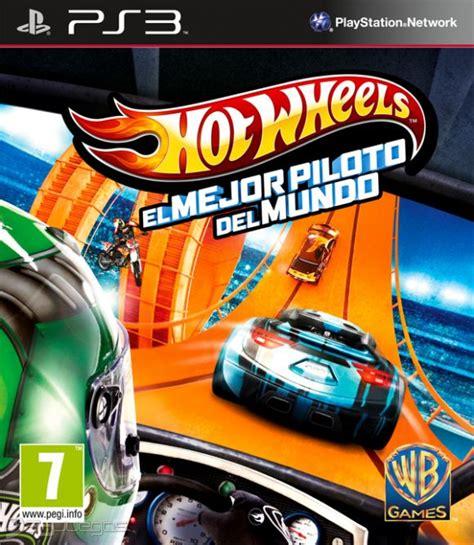 imagenes hot wheels hot wheels el mejor piloto del mundo para ps3 3djuegos